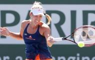 Số hai thế giới Angelique Kerber cay đắng rời Indian Wells