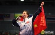 Dương Thúy Vi: Hot girl 'mát tay' của thể thao Việt Nam