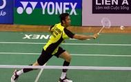 Cầu lông Việt Nam thua trắng Thái Lan ở tứ kết