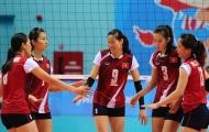 Hai đội tuyển bóng chuyền Việt Nam dễ thở