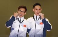 Giành 5 HCV, TDDC Việt Nam khép lại SEA Games 29
