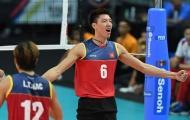 Bóng chuyền Việt Nam giành HCĐ SEA Games 29