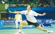 Tiến Minh ngược dòng hạ tay vợt trẻ đang lên của Trung Quốc