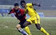 Mưa thẻ phạt ở Cup Quốc gia 2012