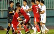 'Vụ ẩu đả giữa Thanh Hóa và Sài gòn FC rất phi thể thao'