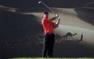 Tiger Woods trở lại Top 20