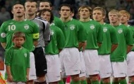 Video: Bài hát 'The Rocky Road to Poland' cực ấn tượng của đội tuyển CH Ireland