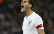 """Rio Ferdinand bị """"bỏ rơi"""": Đoạn kết buồn cho một tượng đài"""