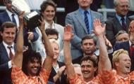 Euro 1988: Sức tàn phá của 'Cơn lốc màu Da cam'
