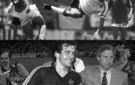 Ngược dòng ký ức EURO 1984: Ngả mũ trước Platini
