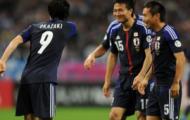 Video vòng loại World Cup: Nhật Bản 3 - 0 Oman