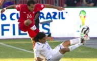 Canada cũng không thể giành chiến thắng ở vòng loại World Cup 2014