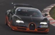 Bugatti Veyron SuperSport nỗ lực lập kỷ lục tại Nurburgring