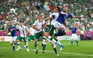 Italia 2 - 0 CH Ireland: Nhẹ nhàng màu áo thiên thanh bay vào tứ kết