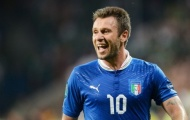 Chấm điểm Italia (2-0) CH Ailen: Bad boy nổi loạn!