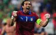 Lọt cửa hẹp vào tứ kết, Buffon cảm ơn Tây Ban Nha