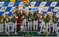 Chức vô địch Le Mans 24h 2012 đã tìm được chủ nhân