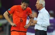 Hà Lan hậu EURO: Chia tay nhà Van Marwijk?