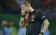 Trang đen tối của lịch sử bóng đá Hà Lan
