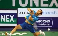 Giải Cầu lông Việt Nam mở rộng 2012 : Tiến Minh vào bán kết