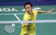 Tiến Minh vào chung kết giải cầu lông Việt Nam mở rộng