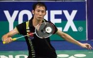 Tiến Minh vào tứ kết giải cầu lông Đài Loan-Trung Quốc