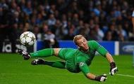 Cầu thủ của tuần: Joe Hart vượt mặt cả Ronaldo lẫn Messi
