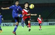 Nghi án Lào và Myanmar dàn xếp tỷ số tại AFF Cup 2012