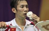 Tiến Minh ra Bắc dự giải các tay vợt xuất sắc