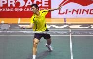 Tiến Minh thắng dễ tại giải vô địch cầu lông các cây vợt xuất sắc toàn quốc 2012