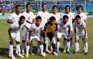 Đối thủ của tuyển Việt Nam đấu giao hữu 2 trận liên tiếp