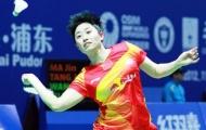 Trung Quốc vô địch tuyệt đối giải cầu lông mở rộng