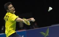 Giải cầu lông Hồng Kông Trung Quốc mở rộng: Tiến Minh cùng nhánh đấu Lee Chong Wei