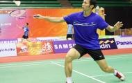 Giải cầu lông Hồng Kông Trung Quốc mở rộng: Tiến Minh chật vật vượt qua Hsu Jen Hao