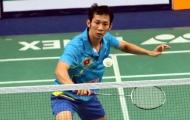 Tiến Minh thua số 1 thế giới Lee Chong Wei