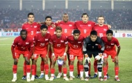 Anh tài AFF Cup 2012: Singapore