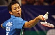 Tiến Minh bứt phá lên hạng 8 cầu lông thế giới