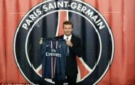 Doanh số bán áo đấu của Beckham đạt mức 1 tỷ bảng