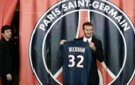 Beckham sẽ giúp PSG trong cả kiếm tiền lẫn chuyên môn?