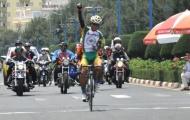 Giải VĐ xe đạp nam nữ toàn quốc 2013: An Giang dẫn đầu toàn đoàn