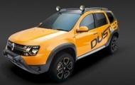 Renault hé lộ hình ảnh mẫu Duster Détour concept
