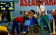 ASEAN Para Games 7 2014: Ðoạt 22 HCV, đoàn Việt Nam nằm trong tốp ba đoàn dẫn đầu