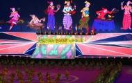 Bế mạc ASEAN Para Games VII- Myanmar 2014: Lưu luyến chia tay