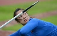 Hoa khôi làng thể thao khuyết tật phá kỷ lục thế giới