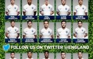 Tuyển Anh tại World Cup 2014: Như khối pha lê