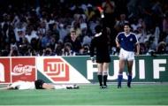 Khoảnh khắc World Cup: Pha ăn vạ 'vàng' của Jurgen Klinsmann (1990)