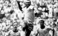 Khoảnh khắc World Cup: Huyền thoại Pele trình làng (1958)