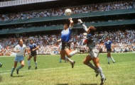 Khoảnh khắc World Cup: Maradona và 'Bàn tay của chúa' (1986)