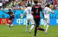 Khoảnh khắc World Cup: Pha cứa lòng hạ gục tuyển Mỹ của Thomas Muller