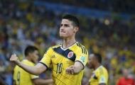 Khoảnh khắc World Cup: Siêu phẩm của James Rodriguez